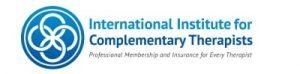 """alt=international institute complementary therapy logo"""